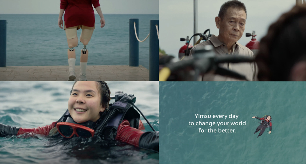 Colgate's #YimsuGeneration campaign empowers Thais to become the generation with resilient smiles via Soho Square Bangkok/Red Fuse