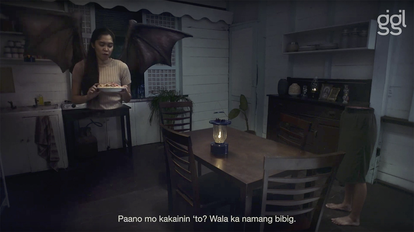 GIGIL Philippines latest campaign demonstrates how Mega Tuna is so delicious you'll even fight yourself for it