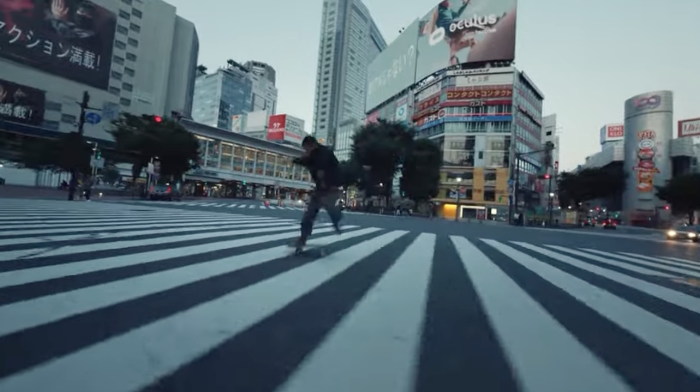 Seen+Noted: Facebook celebrates skateboarding at the 2020 Tokyo Olympic Games in new campaign via Droga5