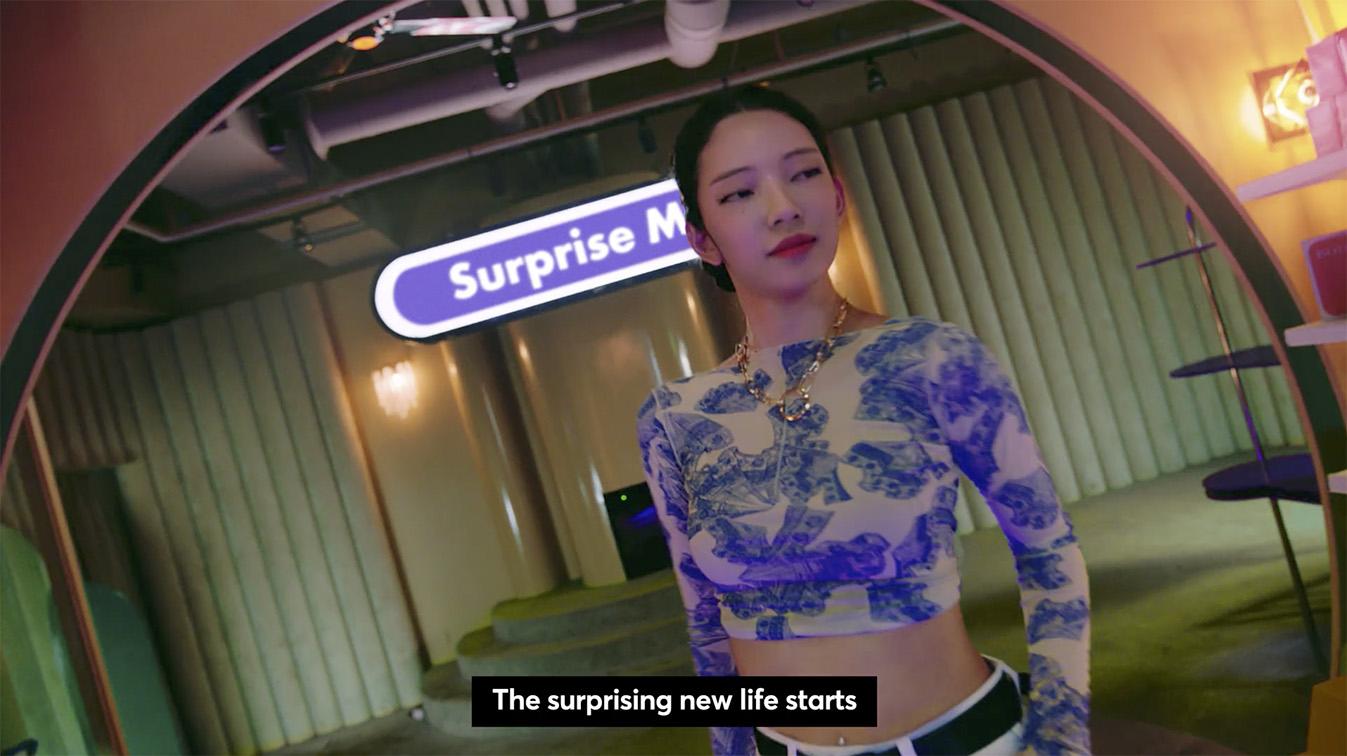 Insurance company Shinhan Life launches Korea's first virtual human via TBWA\Korea