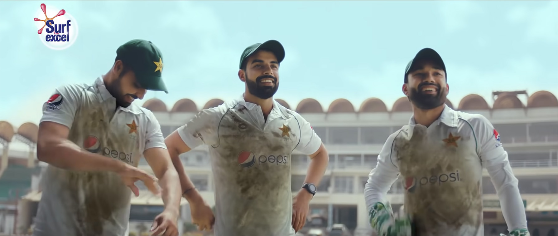BBDO Pakistan and Surf Excel aim to improve cricketers' fielding abilities by introducing new cricket trophy