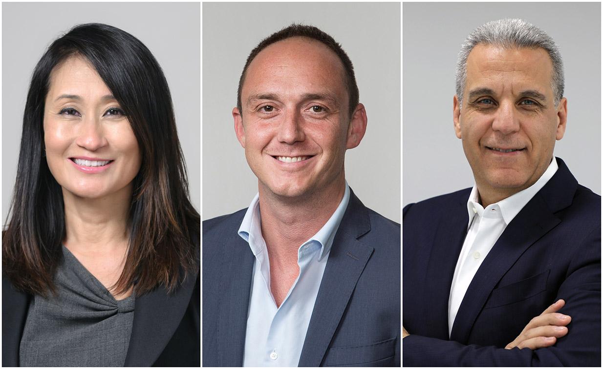 McCann Worldgroup expands Alex Lubar, Ghassan Harfouche and Ji Watson's roles