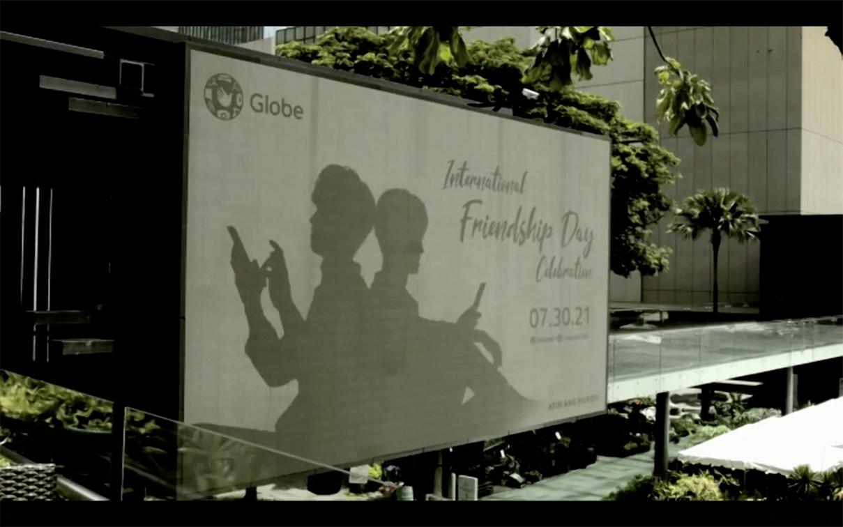 Globe Telecom celebrates International Friendship Day in new campaign via Publicis JimenezBasic Philippines