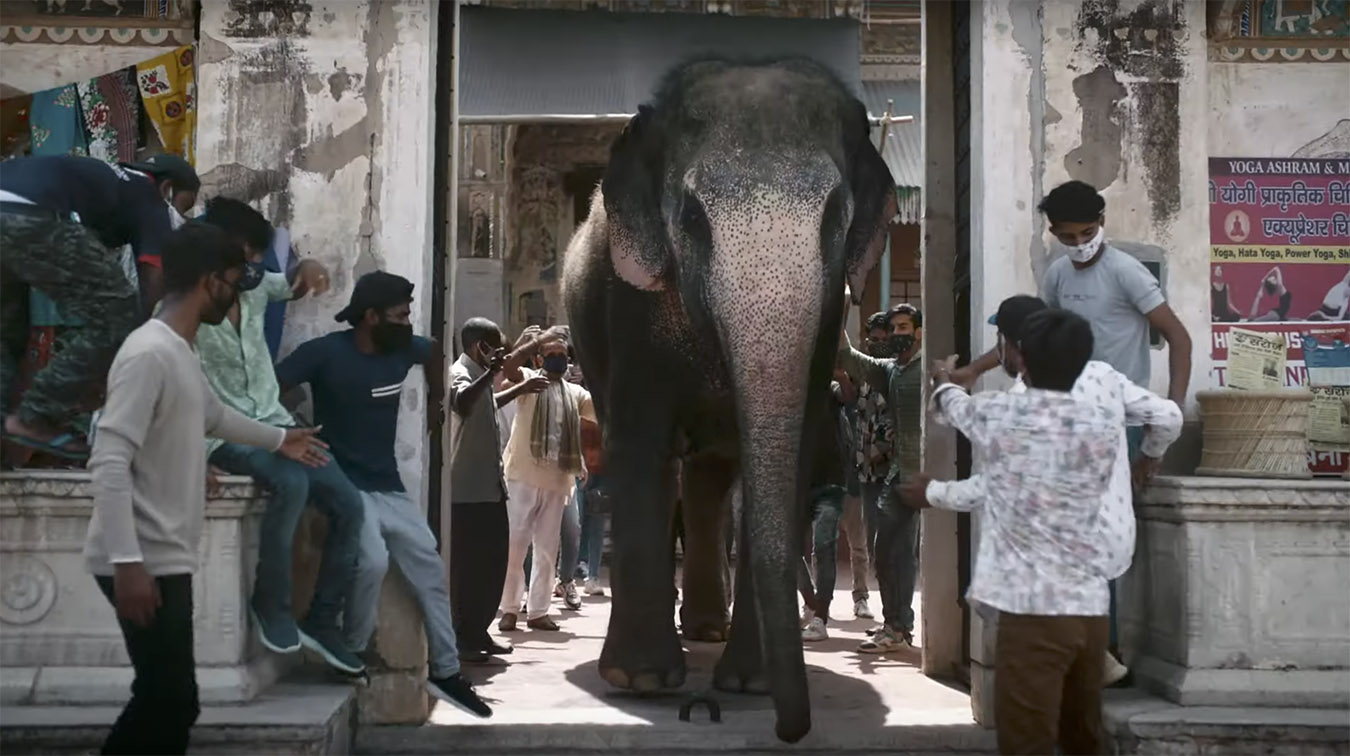 Fogg deodorants say goodbye to the uninvited guest in new campaign via The Womb India