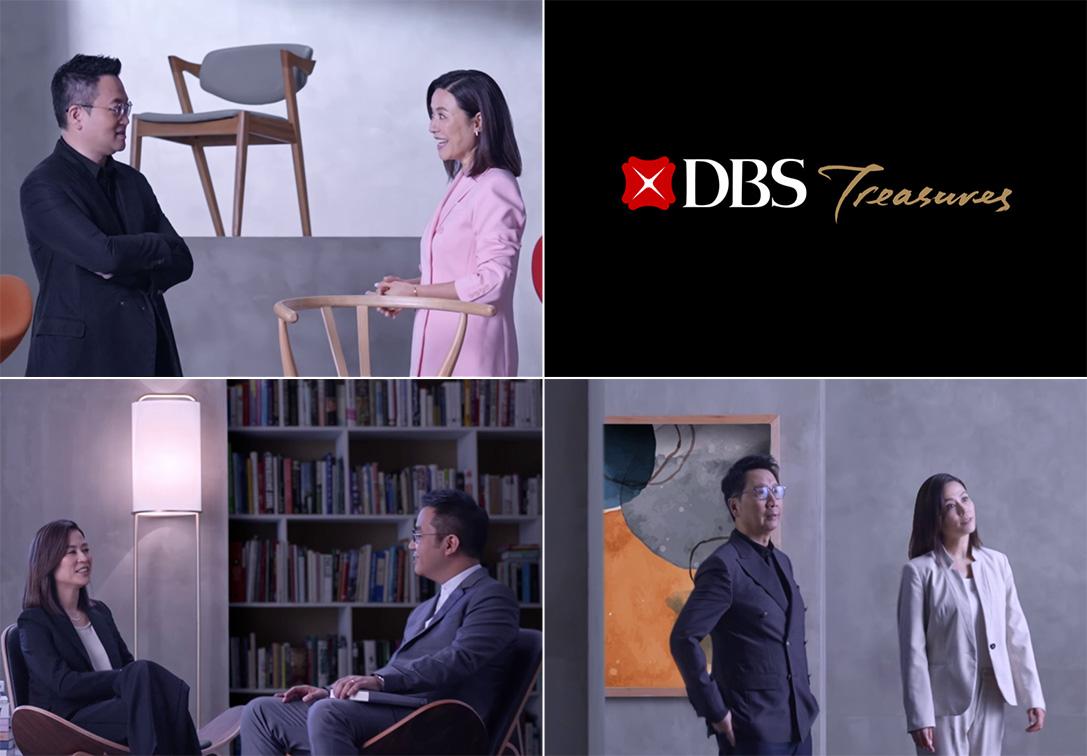 Dentsu International Hong Kong's new campaign highlights how to thrive with DBS Treasures
