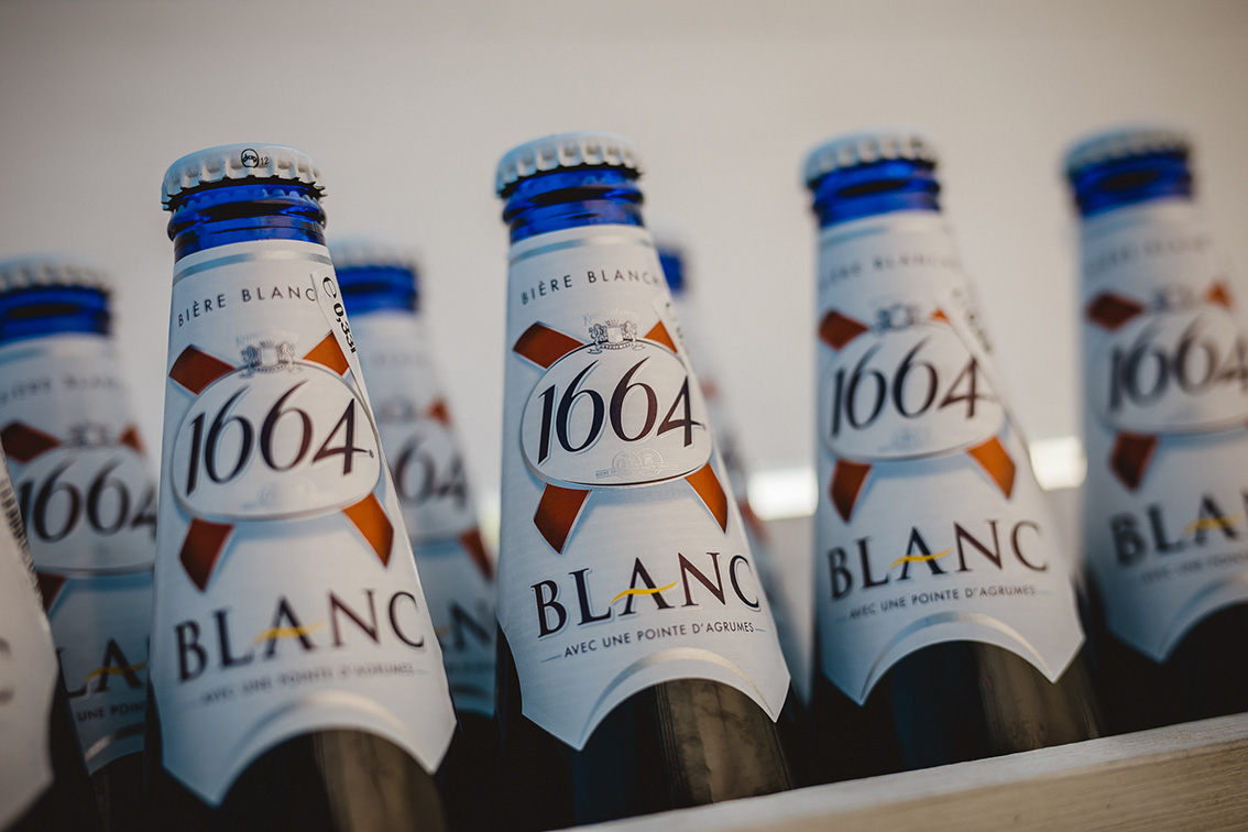 Lion & Lion Malaysia wins the social account for Carlsberg  beer brand 1664 Blanc