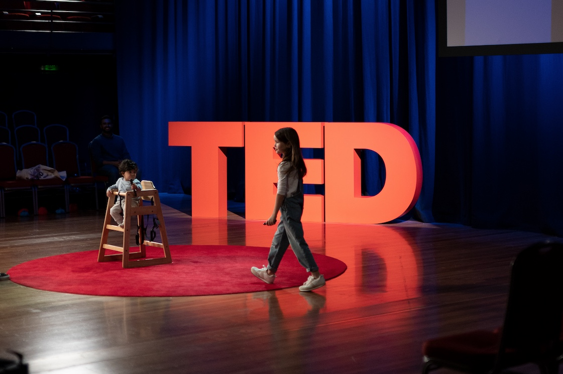 Young Aussie Molly Wright's TED talk for Minderoo Foundation + M&C Saatchi goes global