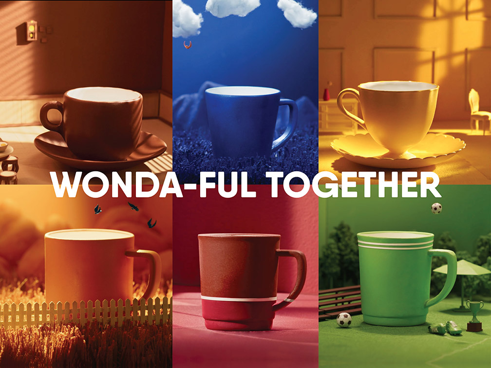 Wonda Coffee addresses colour discrimination by celebrating what's inside the 'cup' in new film via Naga DDB Tribal Malaysia