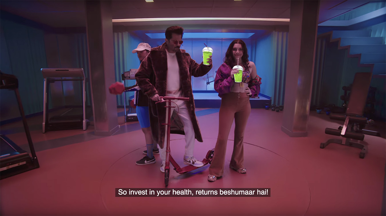 What's Your Problem India get Bollywood star Anil Kapoor and rapper SlowCheeta to rap about health benefits in new Future Generali campaign
