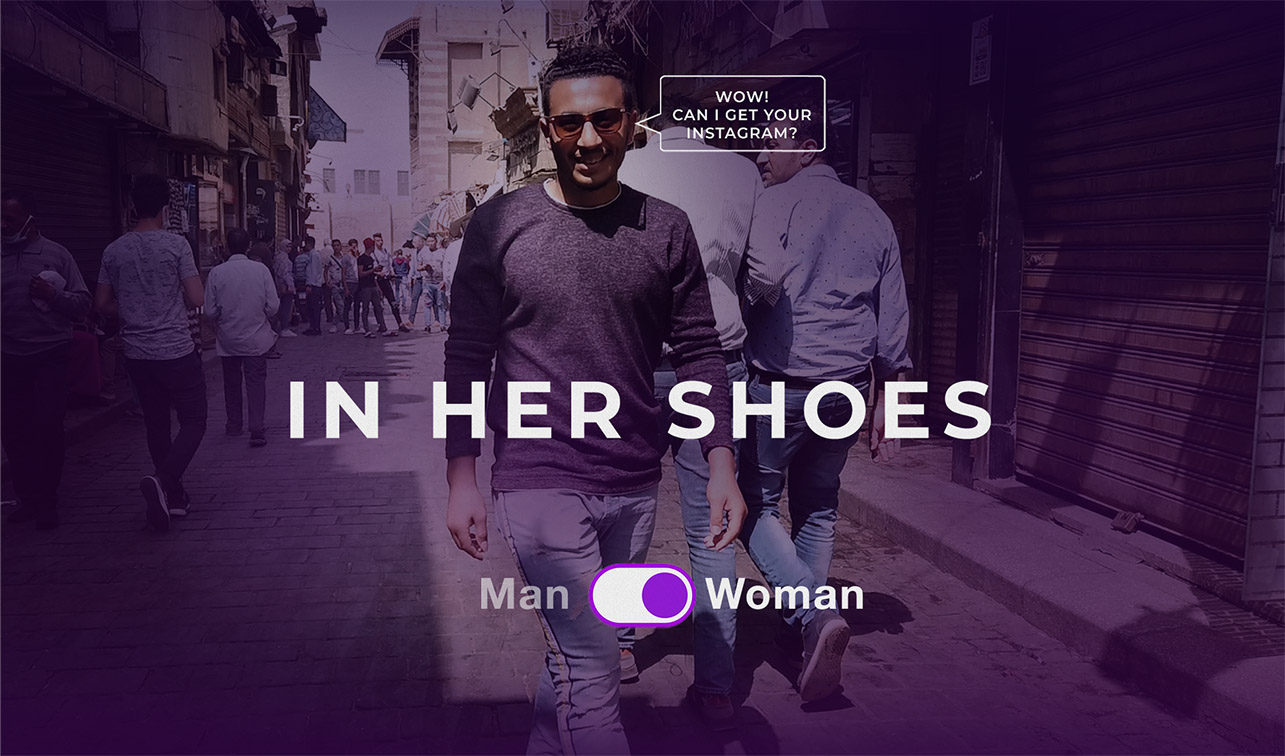 LUX and Wunderman Thompson Singapore highlights everyday sexism around the world by asking men to walk 'In Her Shoes'