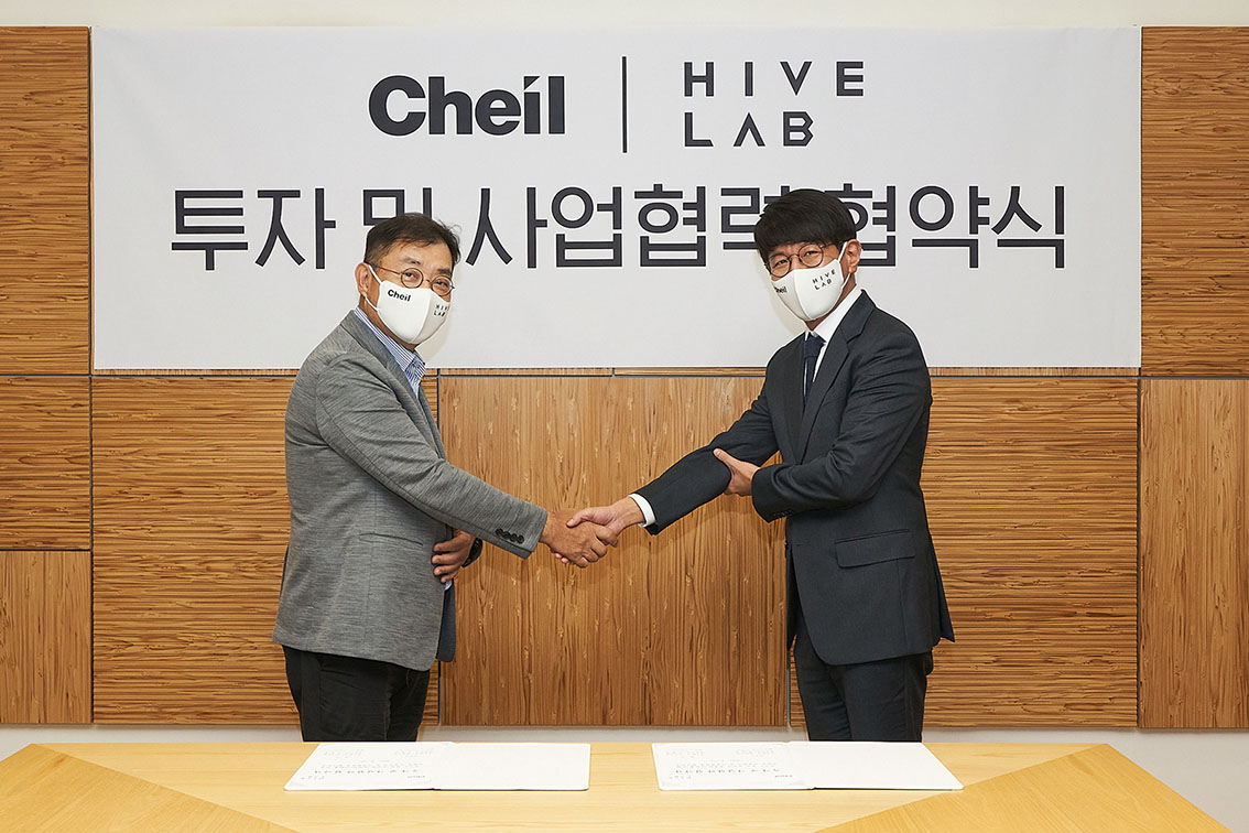 Cheil Worldwide Seoul makes investment in digital convergence company HIVELAB