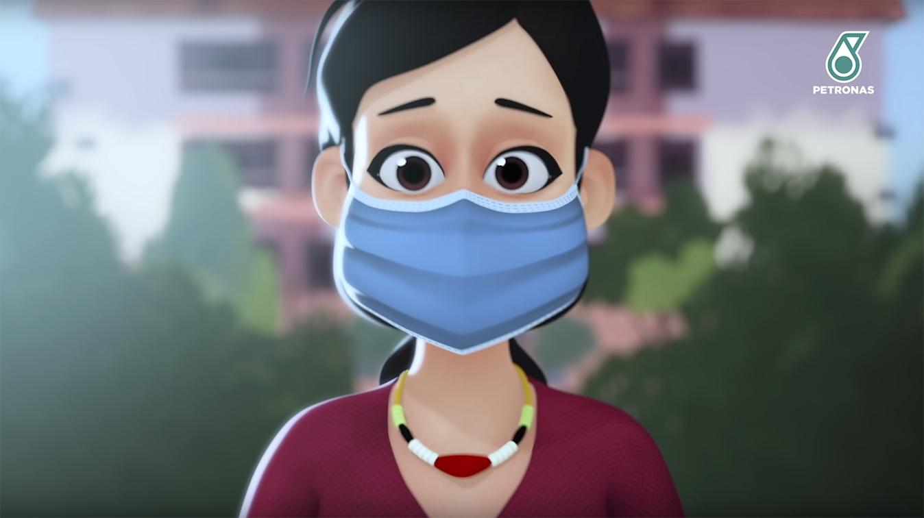 Ensemble Worldwide Malaysia sends message of hope and joy via new animated Merdeka campaign for PETRONAS