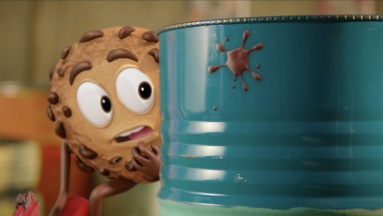 Chipsmore switches paintballs with chocolate chips in new film via Leo Burnett Malaysia