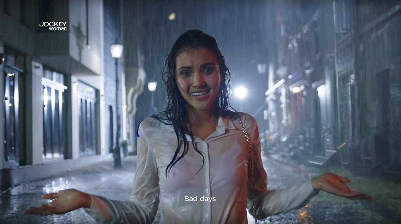 L&K Saatchi & Saatchi India creates Bras As Versatile As I Am campaign for Jockey Woman