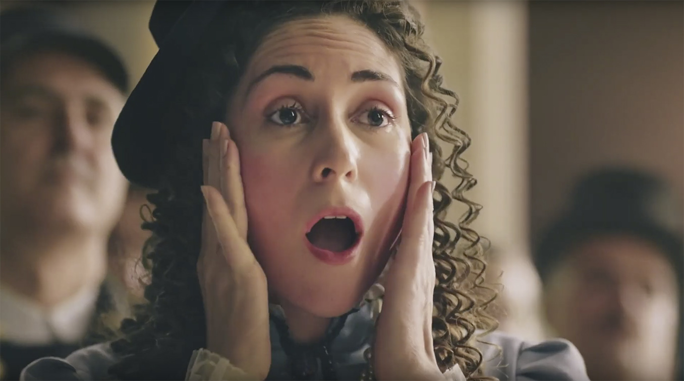 Inspired by Charles Darwin's theory of evolution F5 Shanghai launches new Midea Colmo campaign
