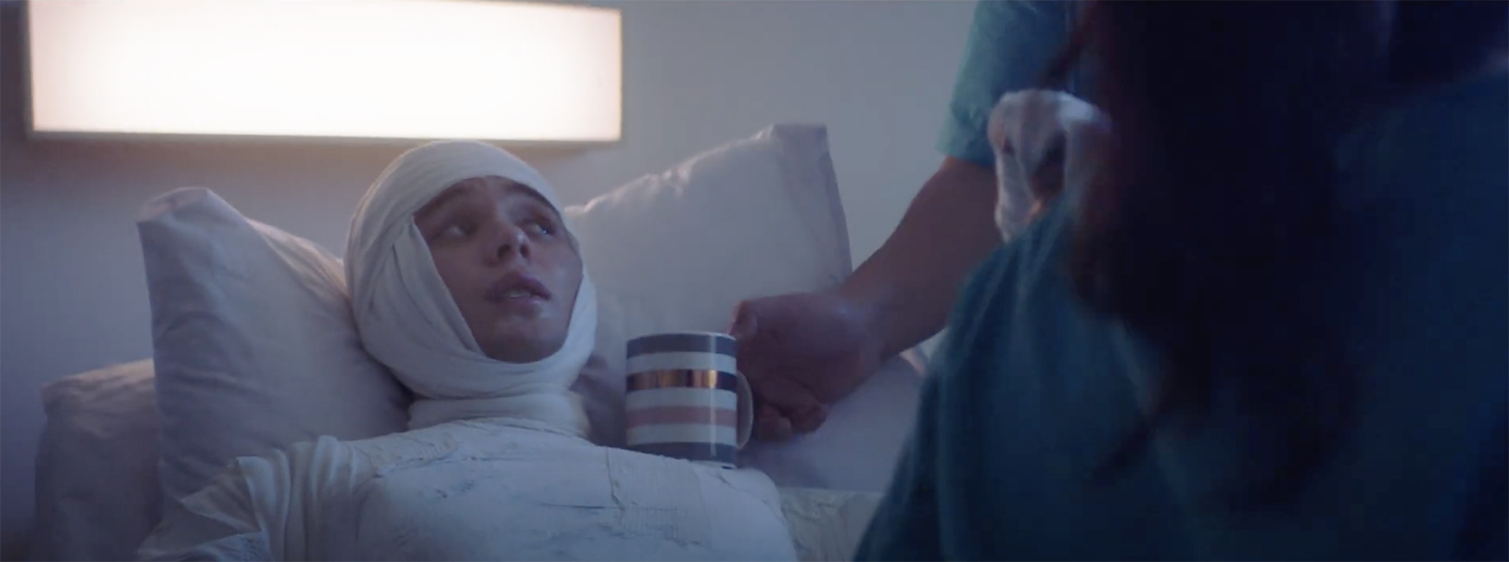Pond's Men says don't be forgotten for having a dull face in new work via Ogilvy Singapore