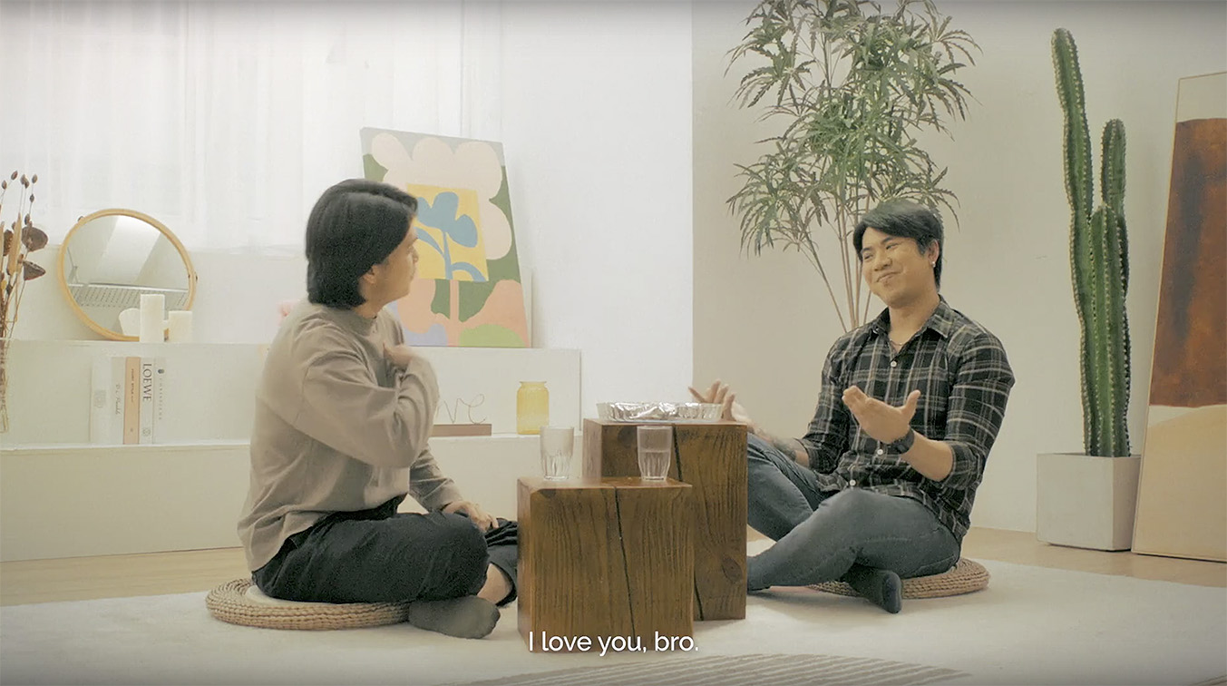 Samaritans of Singapore and TBWA\Singapore encourage honest conversations around mental health with 'Honest Cookie' campaign