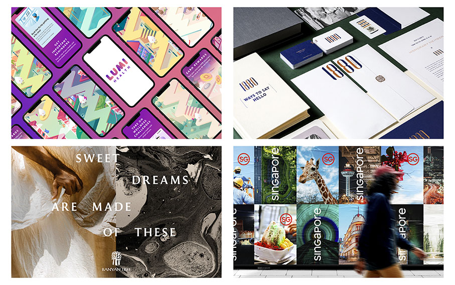 The Secret Little Agency Singapore rebrands their design arm to Anak