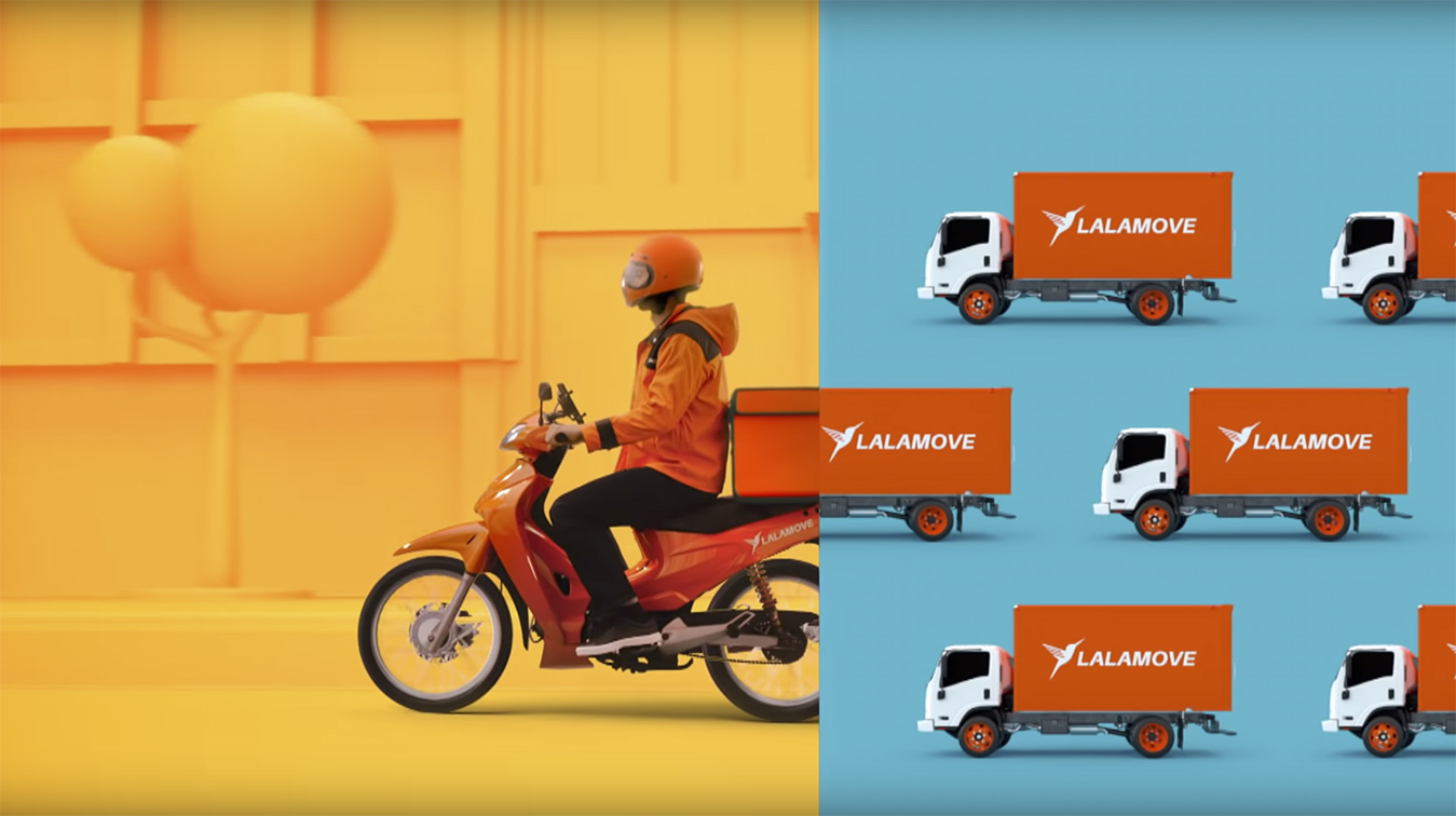 BBDO Singapore and Heckler Singapore team up on global campaign for Lalamove