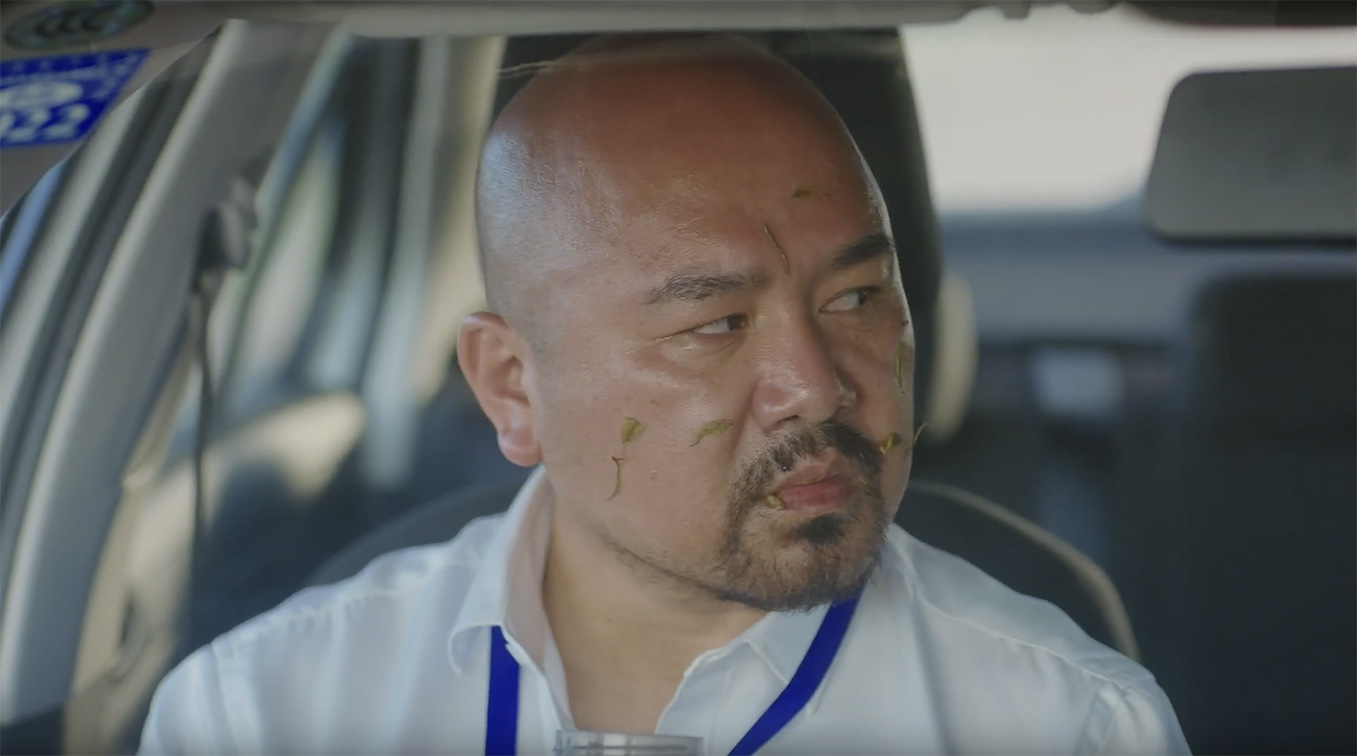 Driving tests don't always go smoothly as shown in F5 Shanghai's new film for Juhuasuan