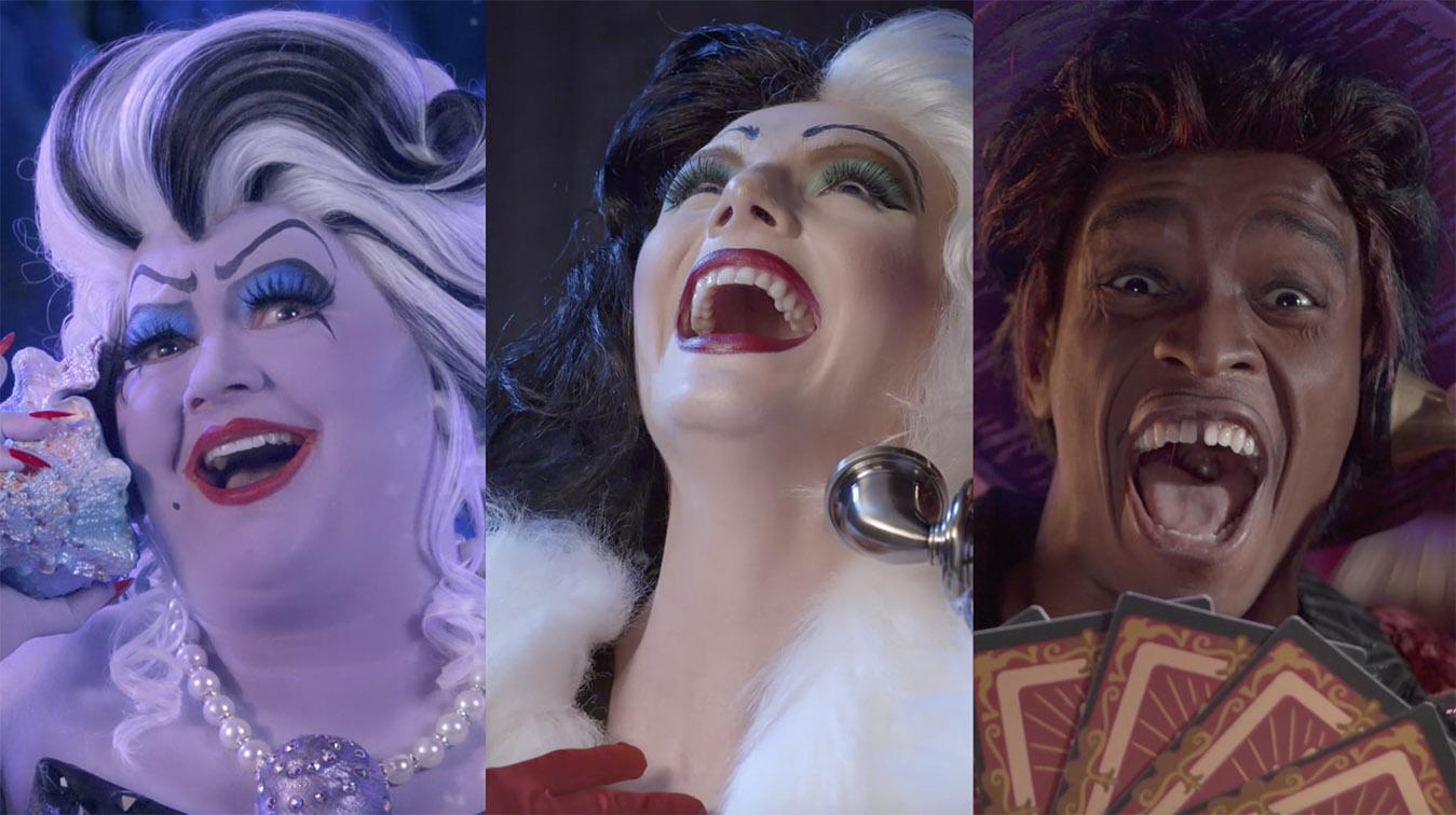 The villains are back to celebrate Halloween at Hong Kong Disneyland