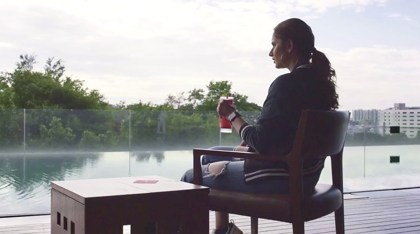 Sania Mirza expresses her love for travel in Booking.com's Booking Explorers campaign