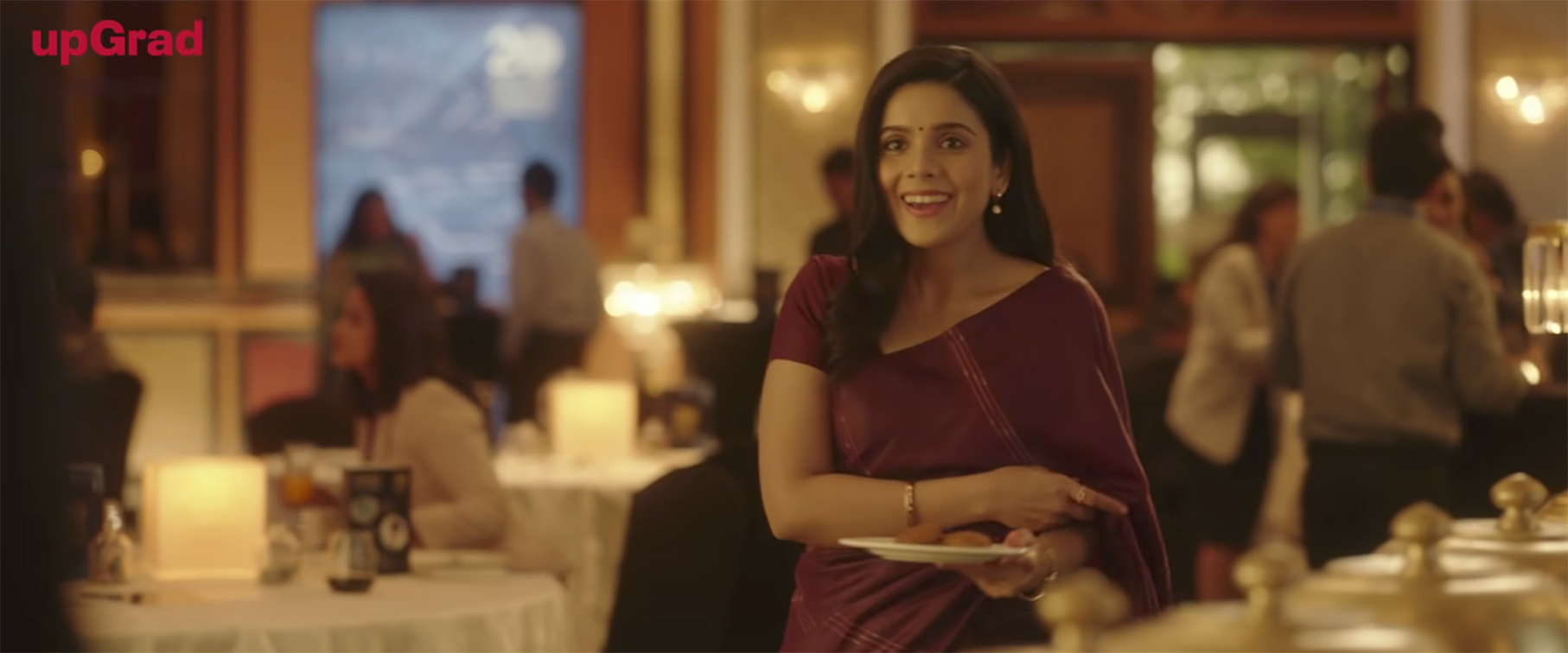 upGrad's latest campaign via The Womb India commits to fast-forwarding your career