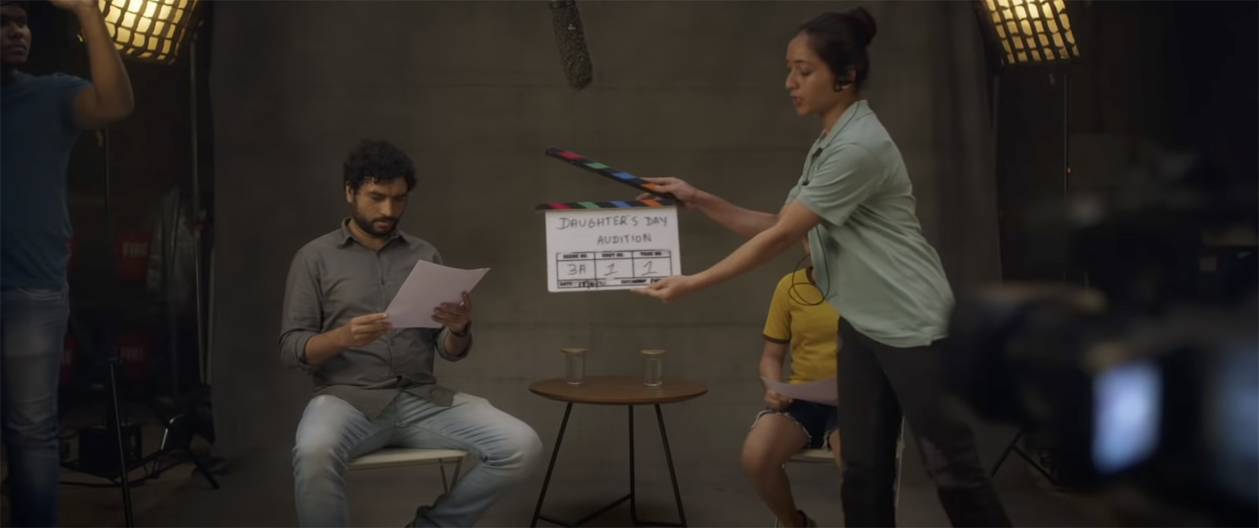Stayfree normalises periods by inviting 70 fathers and their daughters to audition for this campaign via DDB Mudra Group India