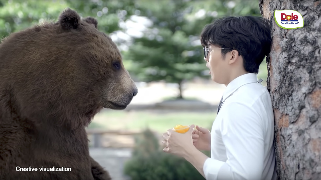 Dole's latest campaign via Grey Group launches zero added sugar Fruit Bowls in Asia