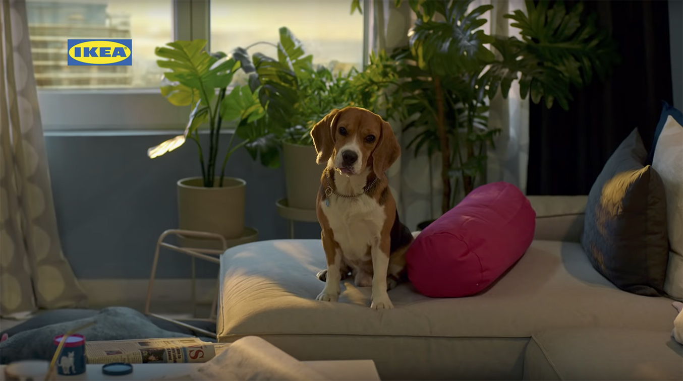 IKEA India releases third instalment of their 'Home is where it all begins' campaign showing there is always space for more at home