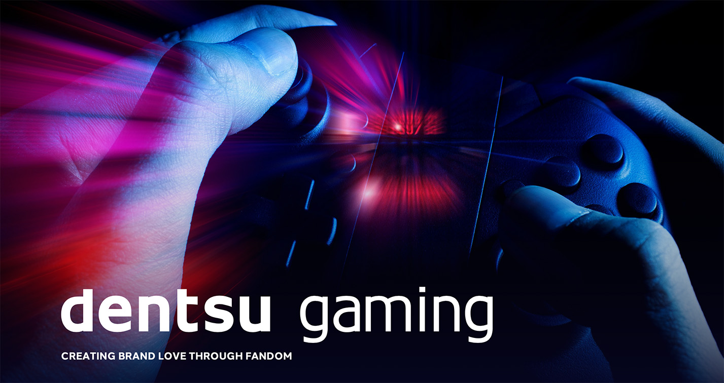 Dentsu Gaming launches in APAC to help brands engage better with 3 BN gamers worldwide