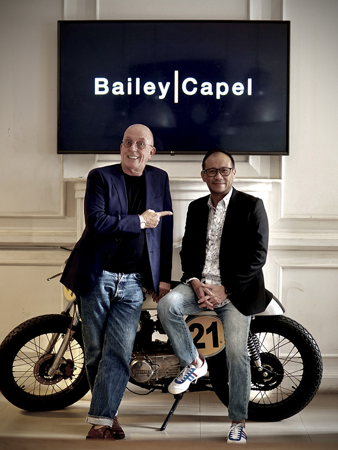 DDB exits Indonesia with the agency becoming Bailey|Capel headed by John Bailey + Brian Capel
