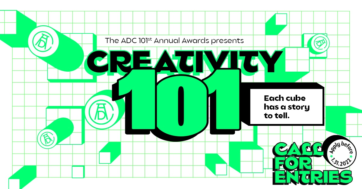 The One Club launches ADC 101st Annual Awards with playful new campaign via DDB Paris