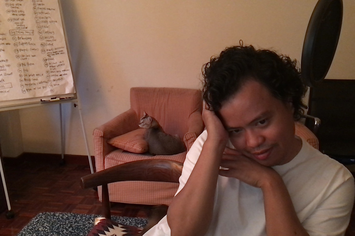 DIRECTOR'S PROFILE: Directors Think Tank Director Hyrul Anuar