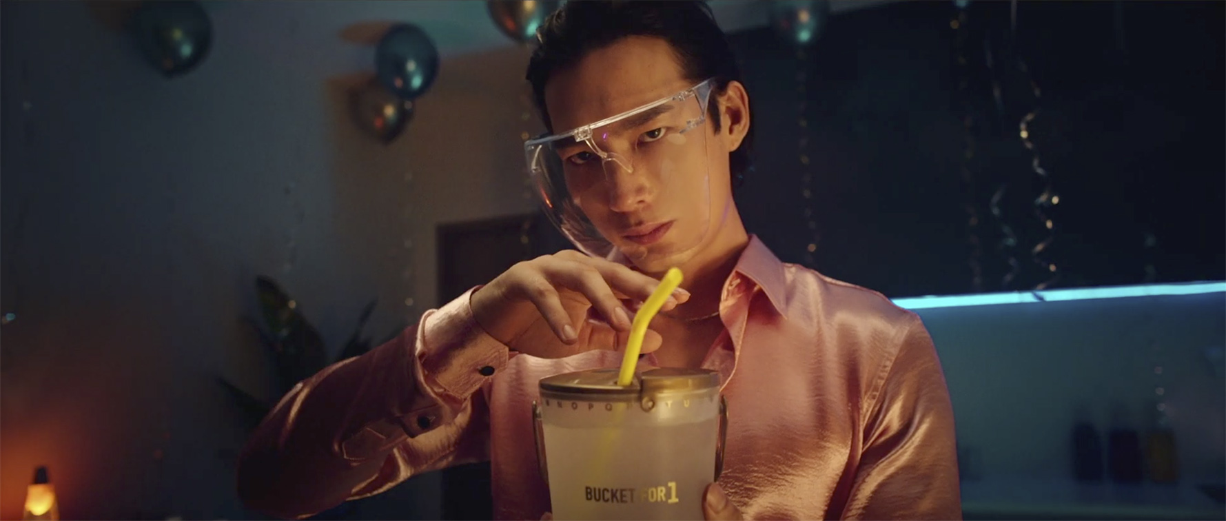 SangSom Thai Rum encourages Thais to not be divided except by their 'bucket for one' via humorous new Sour Bangkok campaign