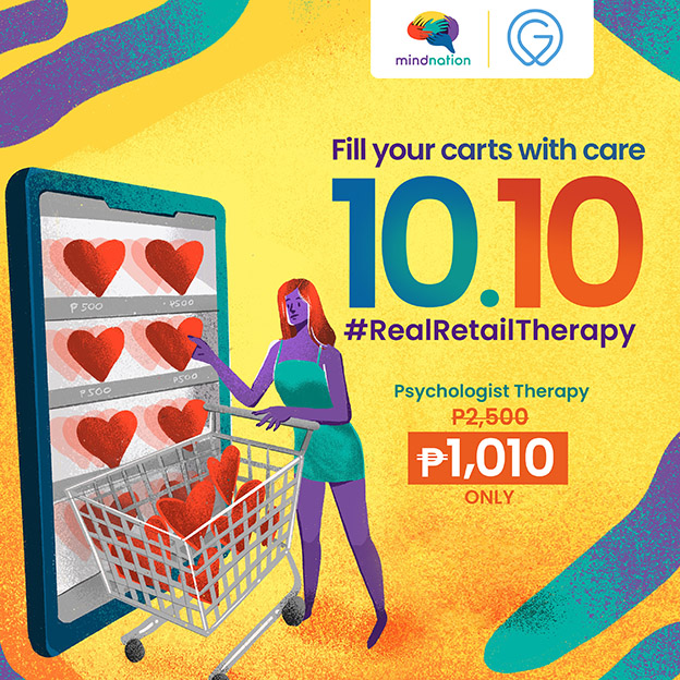 MindNation and Propel Manila redefine 'Therapy' in retail therapy the big 10.10 sale season