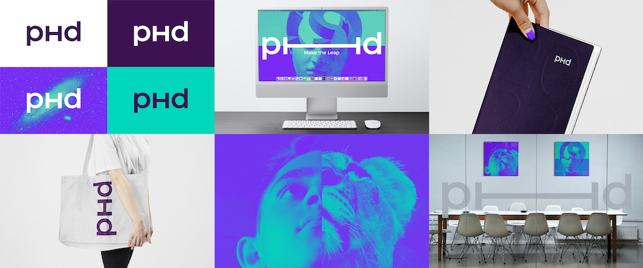 PHD launches new global visual identity