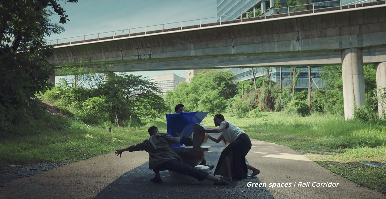 Tribal Worldwide Singapore's new film for Long-Term Plan Review shows how Land Use Planning is a delicate balancing act
