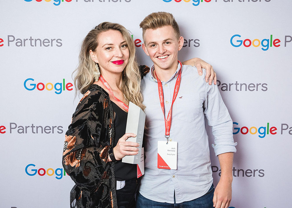 Bang Digital a Finalist in the Google Premier Partner Awards for second year running
