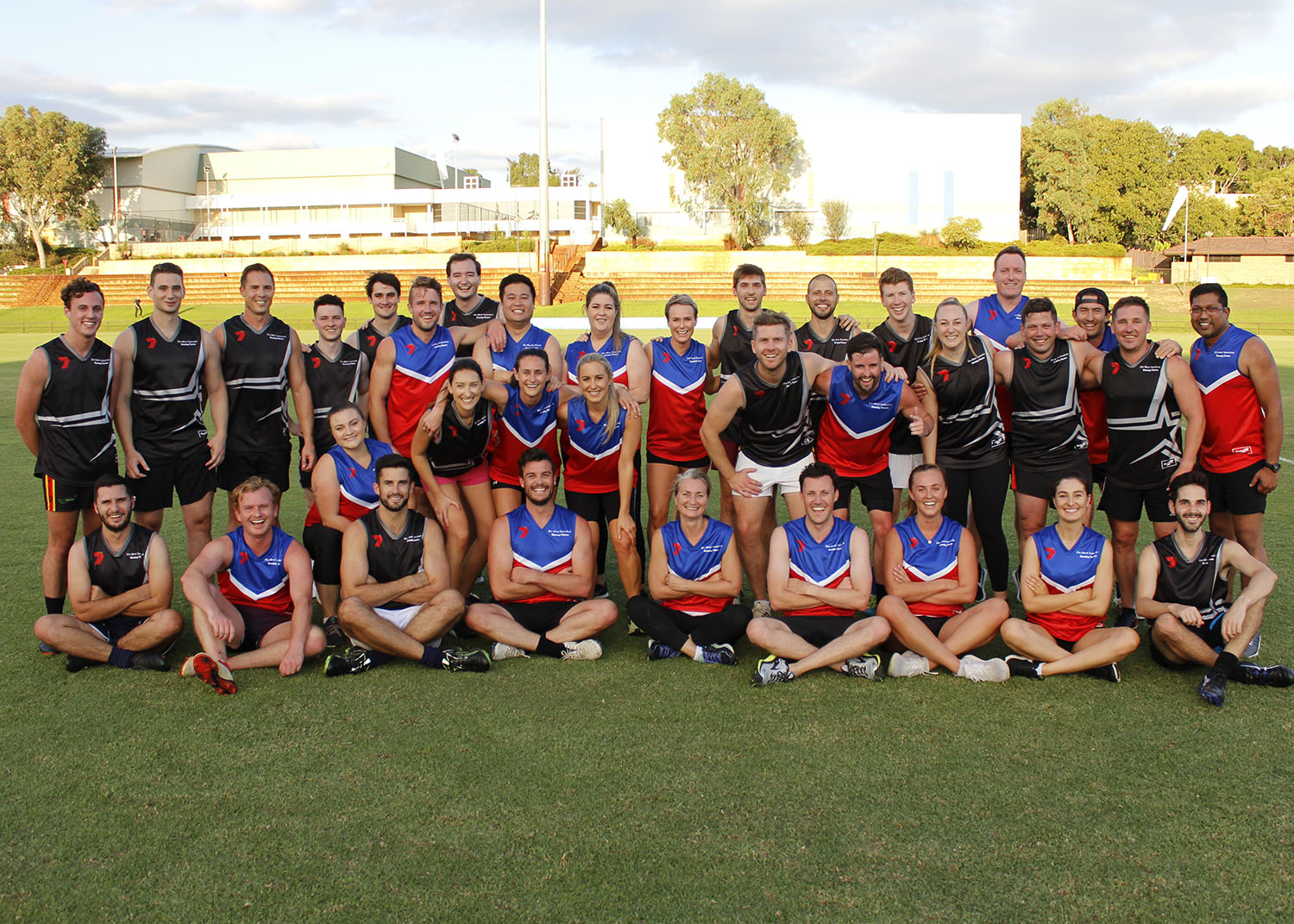 Advertising All Stars take the trophy again in the second annual Seven West Media AFL Challenge