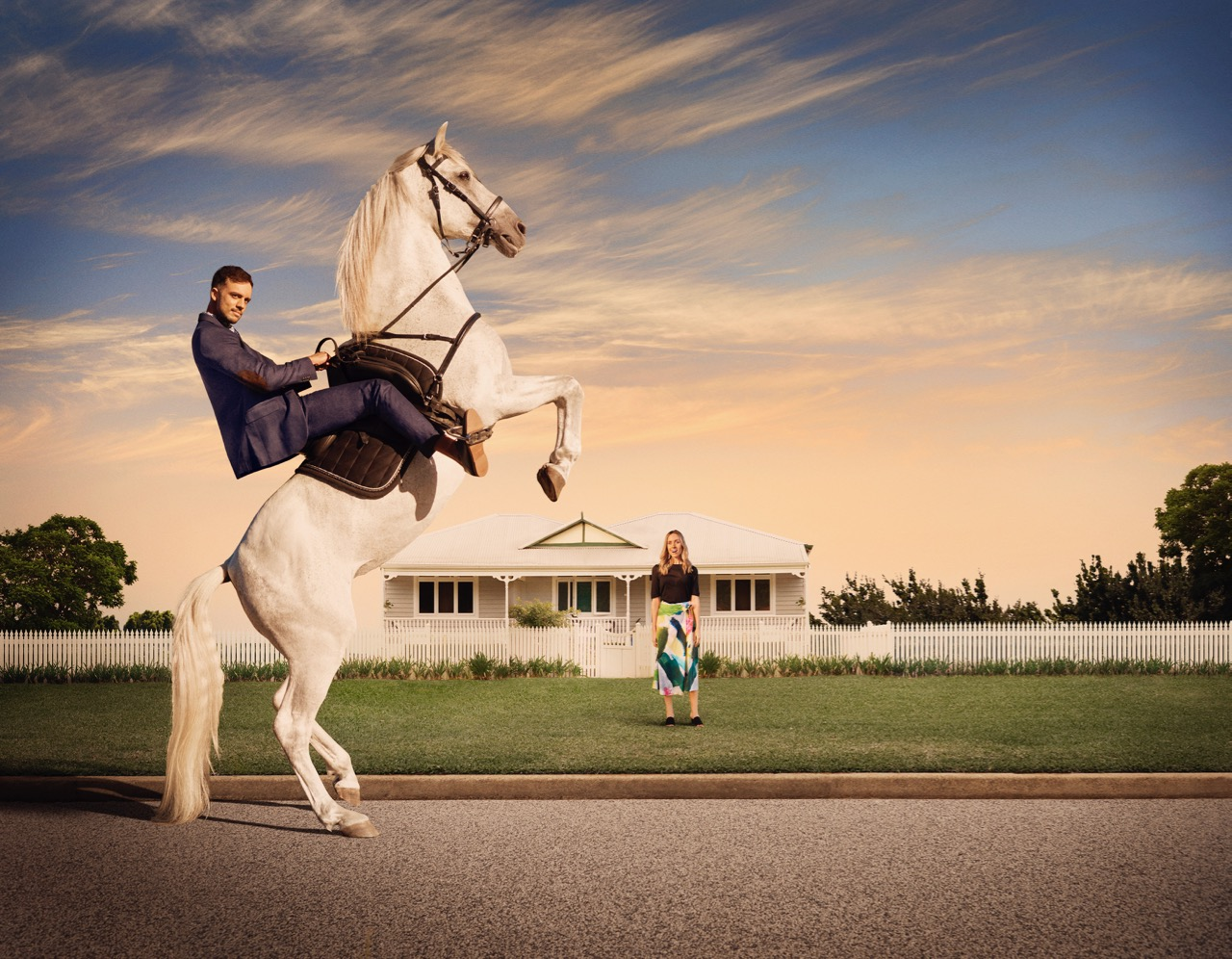 The Brand Agency and Racing and Wagering WA launch new Life's Better With Horses campaign