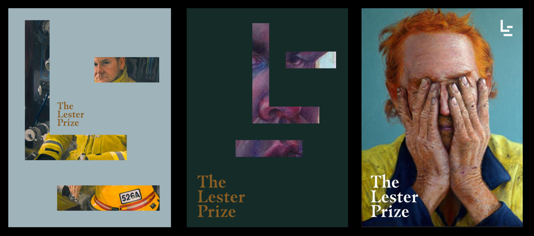 BLOCK UNVEILS A FRESH FACE FOR rebranded black swan prize – now THE LESTER PRIZE FOR PORTRAITURE