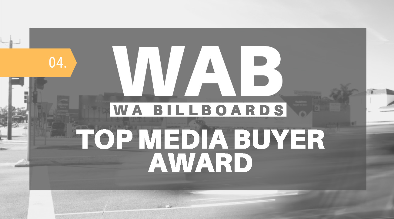 Debra Neve takes out first prize for WA Billboards Top Media Buyer for Jan – Feb