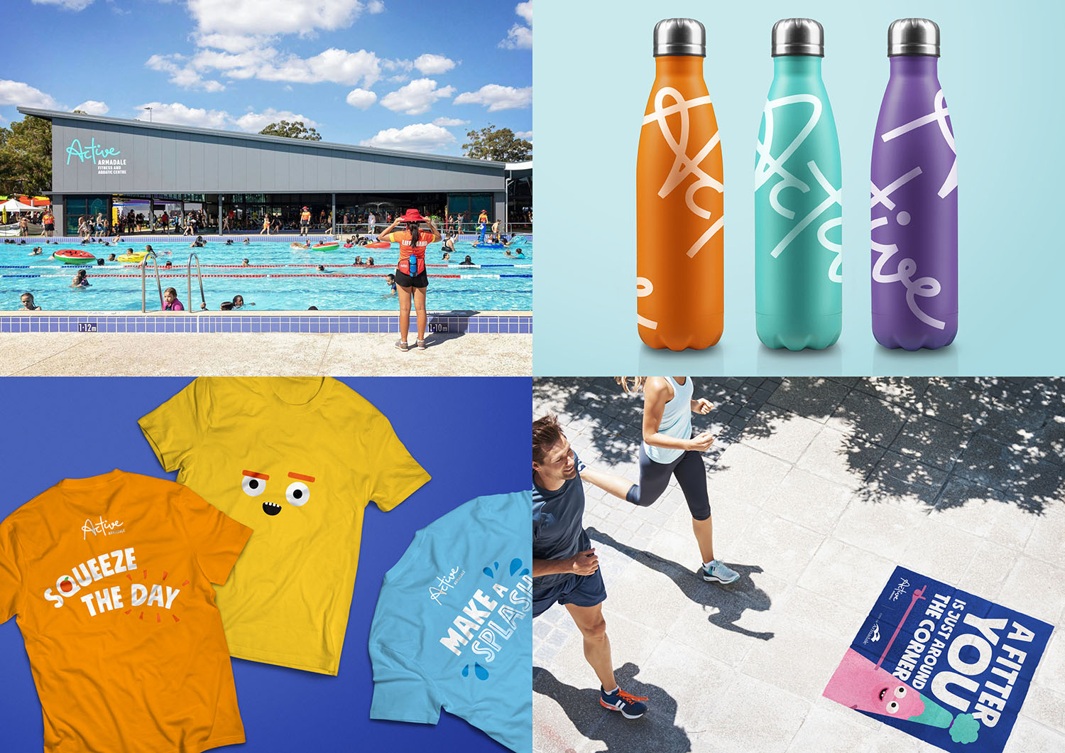 The Brand Agency and the City of Armadale launch 'Active Armadale', encouraging residents to be the fittest in Australia