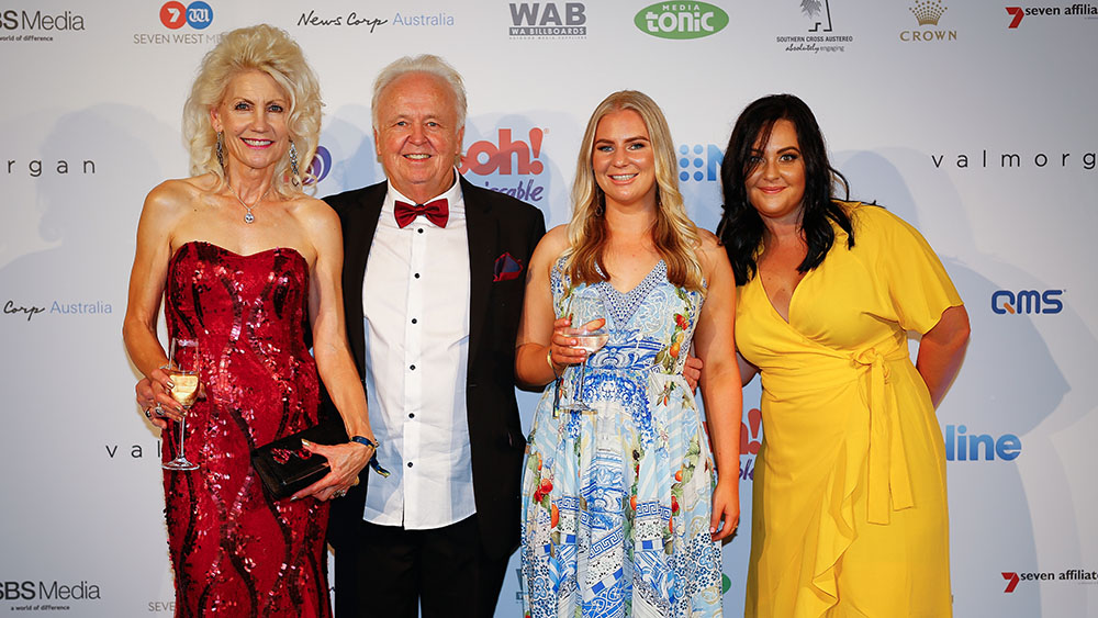 Industry turns out in style for a great night at the 2019 Oasis Ball and Campaign Brief Awards