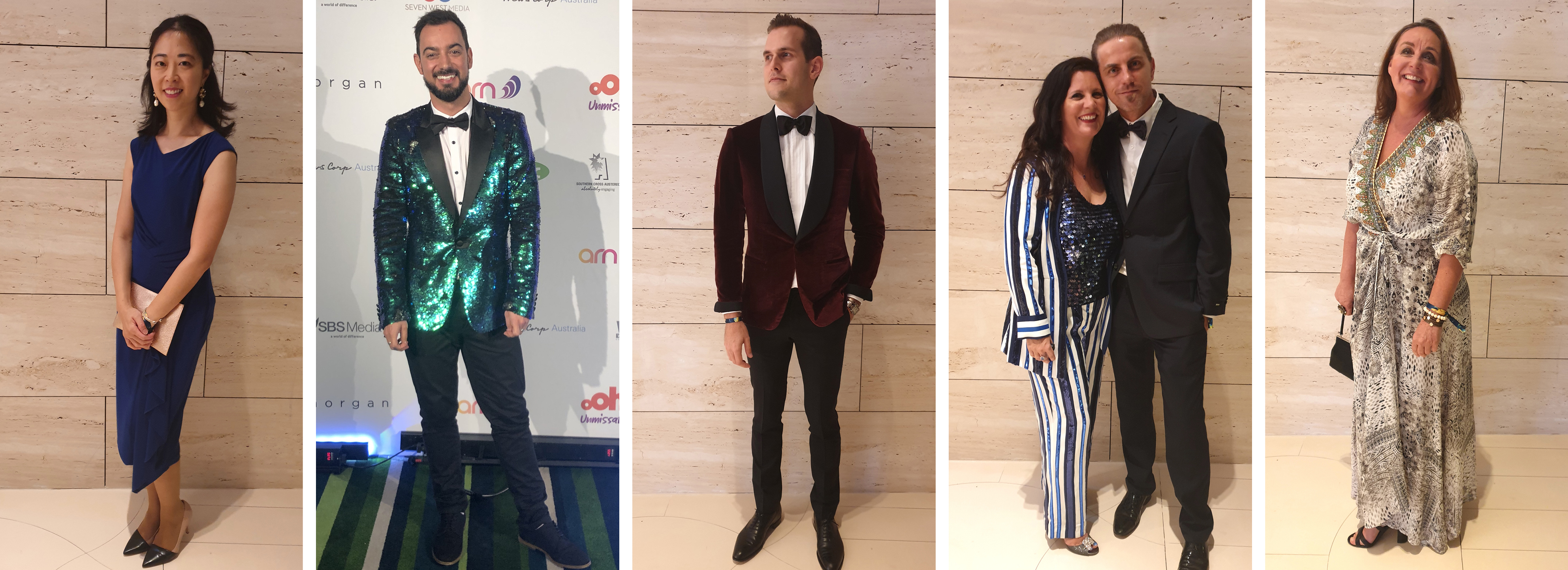 Who's got the look to be Best Dressed at the 2019 Oasis Ball?