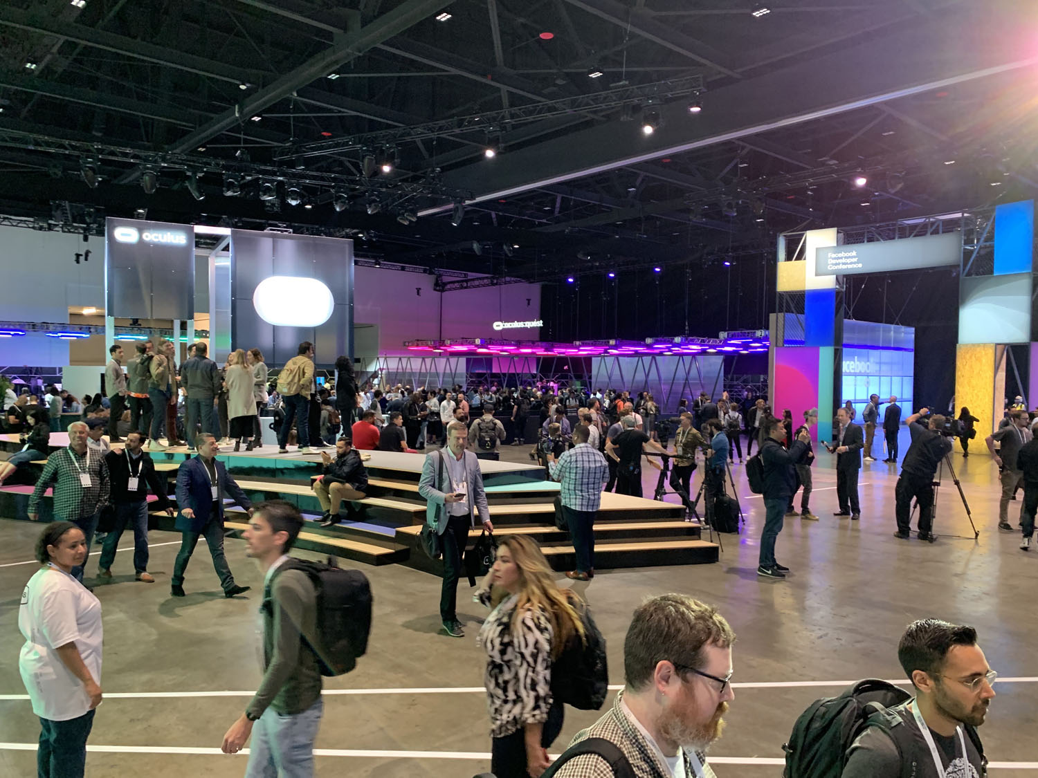 Keeping it private: Marketforce's Chris Andrawes @ F8 Facebook conference – Day 1