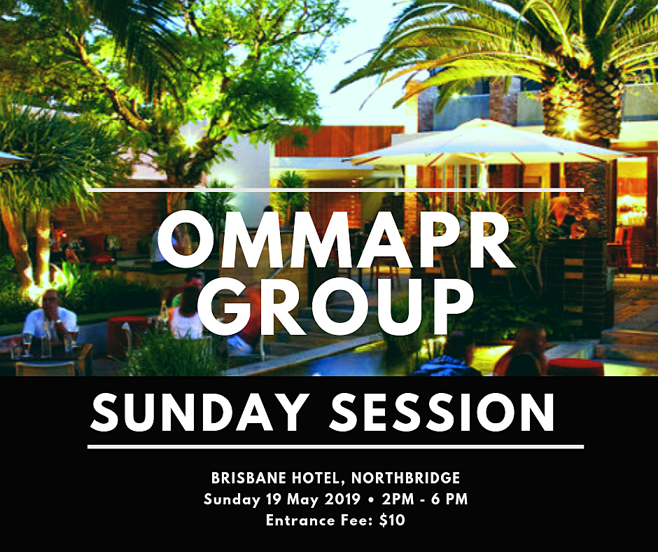 GET ALONG TO THE SUNDAY SESSION FOR INDUSTRY ALUMNI AT THE BRISBANE HOTEL ON SUNDAY 19 MAY