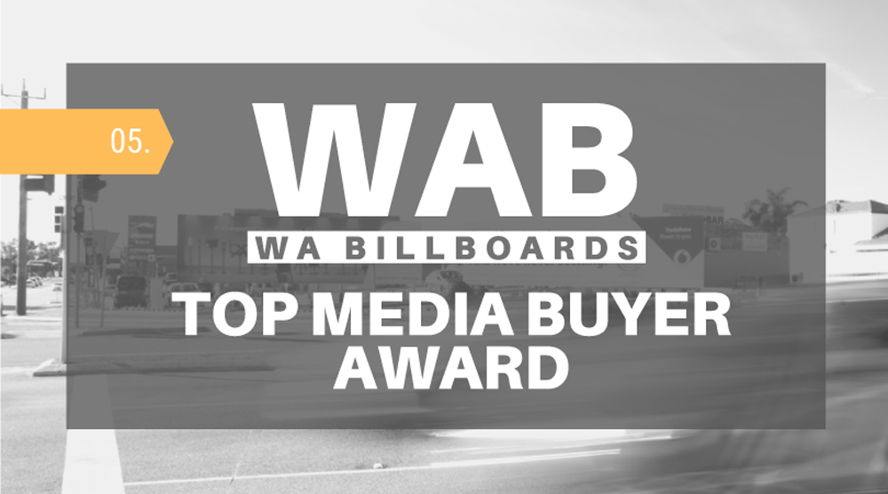 Paige English takes out WA Billboards Top Media Buyer Award for March – April