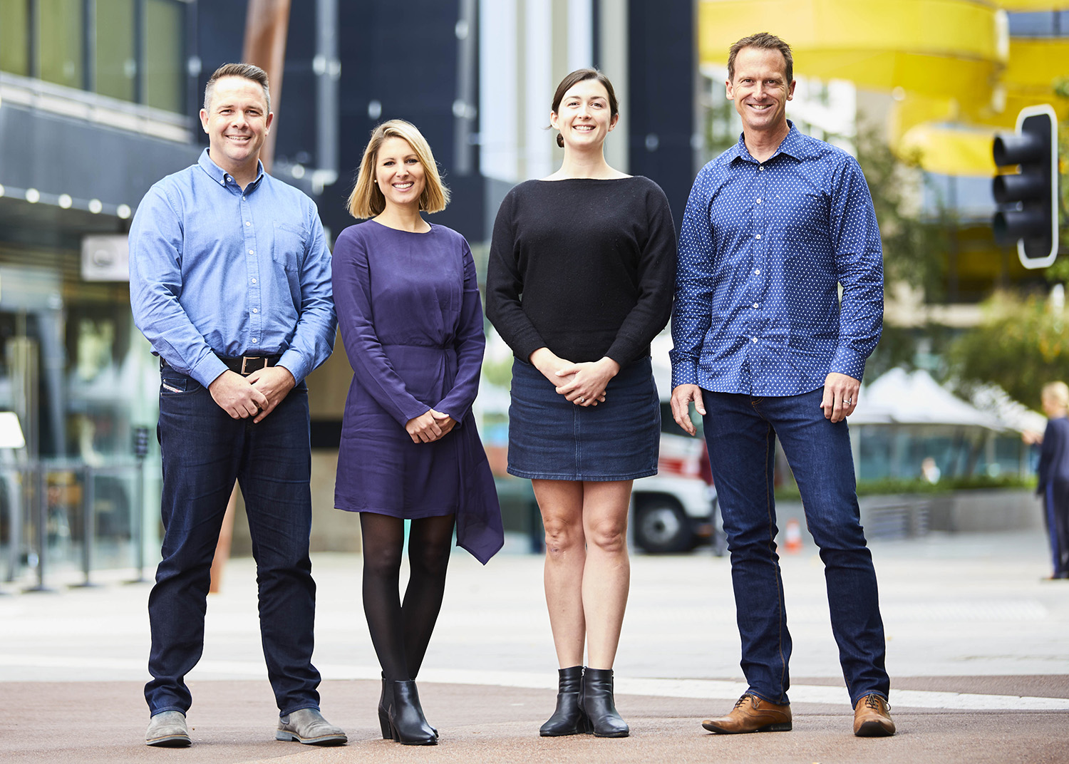 The Brand Agency welcomes three new senior hires to its account management team